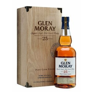 Glen Moray Portcask 25y 0,7l 40%