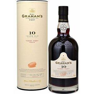 Graham's Porto Tawny 10y 0,75l 20%