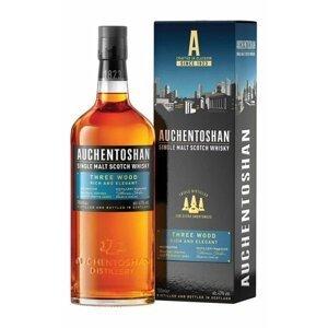 Auchentoshan Three Wood 0,7l 43%