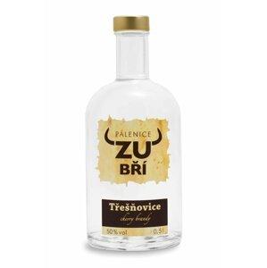 Třešňovice Zubří 0,5l 50%
