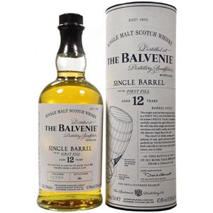 Balvenie Single Barrel 12y 0,7l 47%