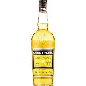 Chartreuse Jaune 0,7l 43%