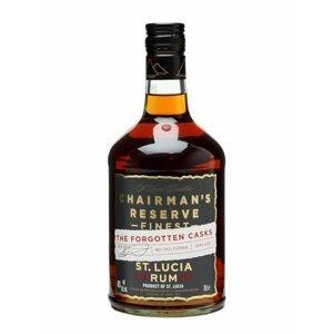 Chairman's Reserve The Forgotten Casks Rum XO 0,7l 40% 2007