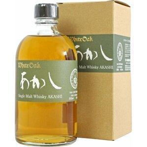 Akashi Oak Single Malt 0,5l 46%