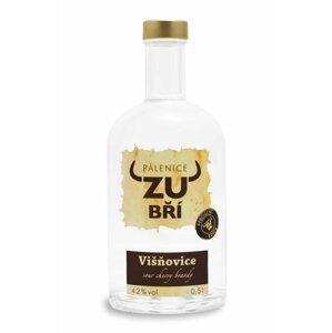 Višňovice Zubří 0,5l 42% L.E.