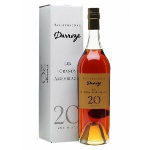 Darroze Armagnac 20y 0,7l 43%
