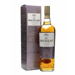 Macallan Fine Oak 17y 0,7l 43%