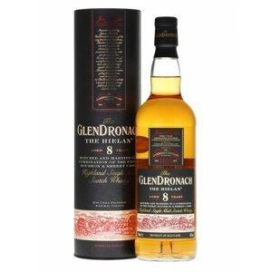 Glendronach The Hielan 8y 0,7l 46%