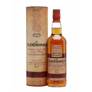 GlenDronach Cask Strength Batch 4 0,7l 57,4%