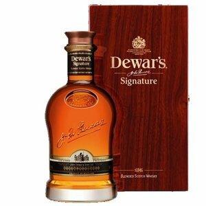 Dewar's Signature 0,75l 43%