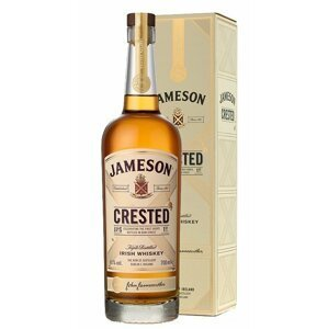 Jameson Crested 0,7l 40%