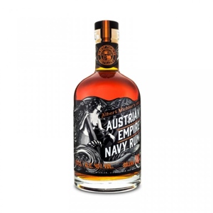 Austrian Empire Navy Rum 18y 0,7l 40%