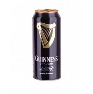 Guinness Stout Draught 11° 0,44l 4,2% Plech