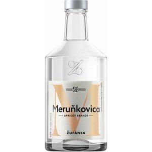 Meruňkovica Žufánek 0,5l 45%