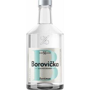 Borovička Žufánek 0,5l 45%
