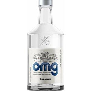 OMG Gin Žufánek 0,5l 45%