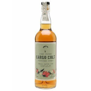Cargo Cult Spiced Rum 0,7l 38,5%