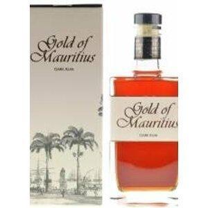 Gold of Mauritius Dark 0,7l 40%