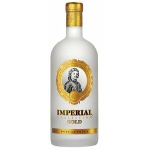 Imperial Collection Gold vodka 1,75l 40%
