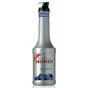 Monin Blueberry - Borůvka Pyré 1l