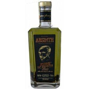 Absinth King of Spirits gold 0,7l 70%