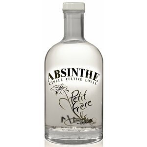 Absinth Petit Frere Pure 0,7l 58%