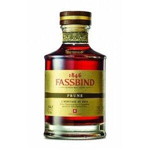 Fassbind Prune L´Heritage De Bois 0,5l 54,1% GB L.E.