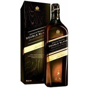 Johnnie Walker Double Black 1l 40% GB