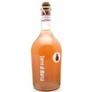 Terre Di Marca Organic Rosé Frizzante Rifermentato DOC Extra Brut 0,75l 10,5%