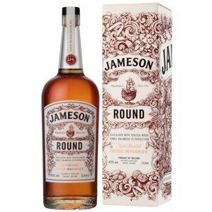 Jameson Round 1l 40% GB