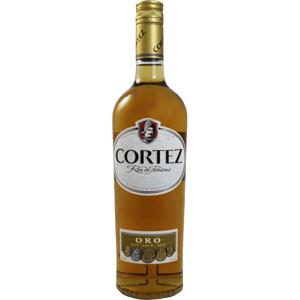 Ron Cortez Oro 0,7l 40%