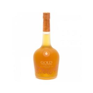 Courvoisier Gold 1l 18%