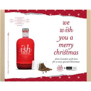 ish Gin Christmas Pack 0,7l 41% GB