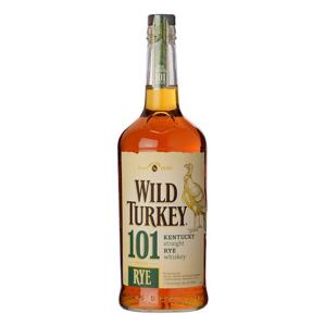 Wild Turkey 101 Rye 1l 50,5%