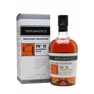 Diplomatico No. 2 Barbet Rum Distillery Collection 2013 0,7l 47% L.E.