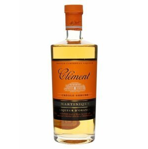 Clement Creole Shrubb Orange 0,7l 40%