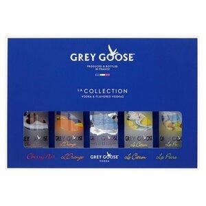 Grey Goose Set 5×0,05l 40%