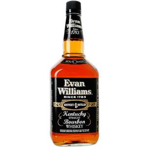 Evan Williams Black Label 1l 43%