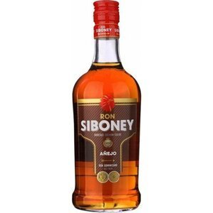 Ron Siboney Anejo 1l 37,5%