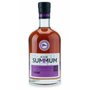 Summum Sherry Cream Cask Finish 12y 0,7l 40%