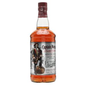 Captain Morgan Sherry Oak Spiced  0,75l 35% L.E. / Sherry Finish