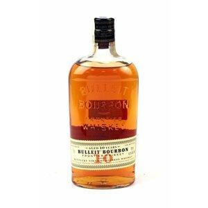 Bulleit Bourbon 10y 0,7l 45,6%