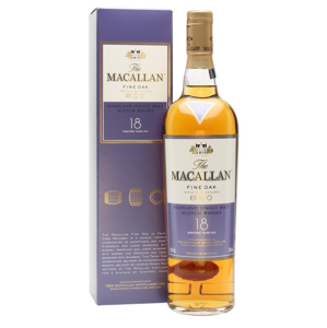 Macallan Fine Oak 18y 0,7l 43%