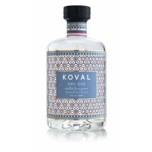 Koval Dry Gin 0,5l 47%