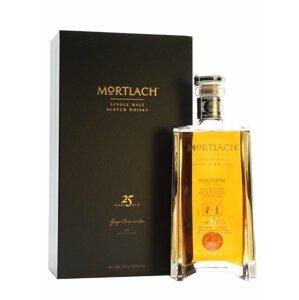 Mortlach 25y 0,5l 43,4%