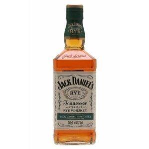 Jack Daniel's Straight Rye 0,7l 45%
