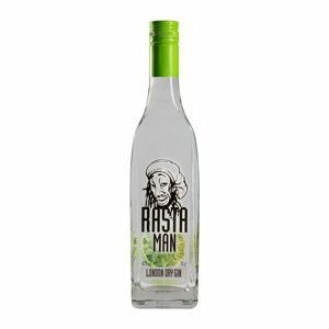 Rastaman Spiced Gin 0,7l 40%