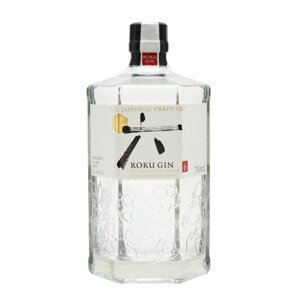 Roku Gin 0,7l 43%