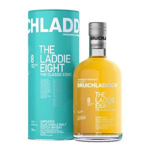 Bruichladdich The Laddie Eight 8y 0,7l 50%