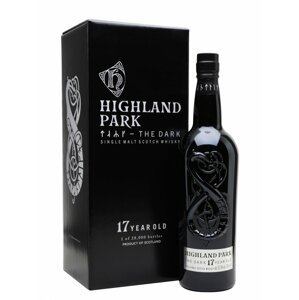 Highland Park The Dark 17y 0,7l 52,9% L.E.